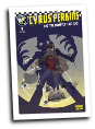 Cyrus Perkins and The Haunted Taxi Cab # 4 (Action Lab Comics 2015)