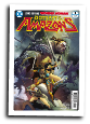 Odyssey of The Amazons # 1 (DC Comics 2016)