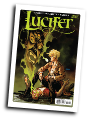 Lucifer # 14 (Vertigo Comics 2017)
