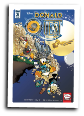 Donald Quest # 3 of 5 (IDW Comics 2016)