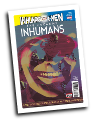 Uncanny Inhumans # 18 (Marvel Comics 2016)