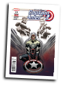 Captain America: Sam Wilson # 18 (Marvel Comics 2016)