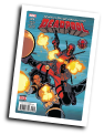 Deadpool, volume 4 # 24 (Marvel Comics 2016)