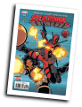 Deadpool, volume 5 # 24 (Marvel Comics 2016)