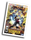 Invincible Iron Man # 596 (Marvel Comics 2017)