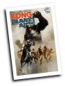 Kong on Planet of Apes # 3 of 6 (Boom Comics 2017)