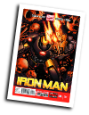 Iron Man #  4 (Marvel Comics 2012)