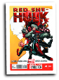 Red She-Hulk # 60 (Marvel Comics 2012)