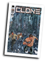 Clone #  1 second printing (Image Comics 2012)