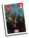 Avengers # 24 (Marvel Comics, 2013)
