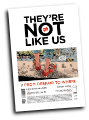 They're Not Like Us #  1 (Image Comics 2014)