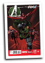 Avengers World # 16 (Marvel Comics 2014)