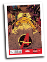 Secret Avengers, volume 3 # 11 (Marvel Comics 2014)