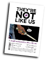 They're Not Like Us # 11 (Image Comics 2015)