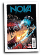 Nova volume 6 #  2 (Marvel Comics 2015)