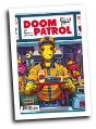 Doom Patrol #  4 (DC Comics 2016)