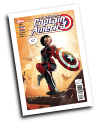 Captain America: Sam Wilson # 16 (Marvel Comics 2016)