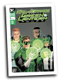 Hal Jordan and The Green Lantern Corps # 35 variant edition (DC Comics 2017)