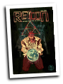 Retcon #  4 of 4 (Image Comics 2017)