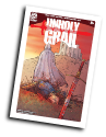Unholy Grail #  5 (Aftershock Comics 2017)