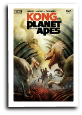 Kong on Planet of Apes # 2 of 6 (Boom Comics 2017)