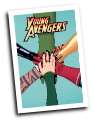 Young Avengers # 12 (Marvel Comics 2013)