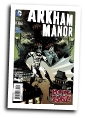 Arkham Manor #  2 (DC Comics 2014)