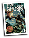 Five Ghosts # 14 (Image Comics 2014)