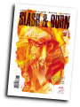 Slash and Burn # 1 (Vertigo Comics 2015)
