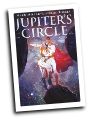 Jupiter's Circle Volume Two # 1 (Image Comics 2015)