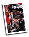 Ninjak #  9 (Valiant Comics 2015)