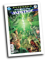 Justice League #  9 (DC Comics 2016)