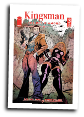 Kingsman, The Red Diamond # 3 of 6 (Image Comics 2017)