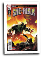 She-Hulk LEG # 159 (Marvel Comics 2017)