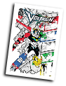 Voltron: Legendary Defender Volume 2 #  4 (Lion Forge Comics 2017)
