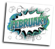 Comic Books from February 2014