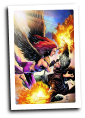 Resurrection Man #  5 (DC Comics 2012)