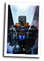 Deathstroke volume One #  4 (DC Comics 2011)
