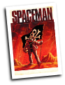 Spaceman # 2 (Vertigo Comics 2011)