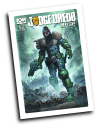 Judge Dredd Year One # 3 (IDW Comics 2013)