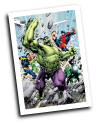 Savage Hulk # 1 (Marvel Comics 2014)