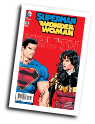 Superman/Wonder Woman # 18 (DC Comics 2015)