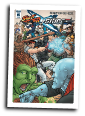 Street Fighter/G.I. Joe # 5 (Udon Comic Book, 2016)