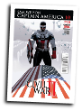 Captain America: Sam Wilson # 10 (Marvel Comics 2016)