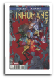 Timely Comics: All-New Inhumans #  1 (Marvel Comics 2016)
