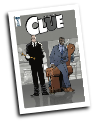 Clue #  1 (IDW Publishing 2017)