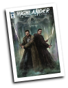 Highlander: The American Dream #  5 of 5 (IDW Publishing 2017)