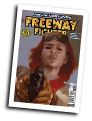 Ian Livingstone's Freeway Fighter #  2 of 4 (Titan Comics 2017)