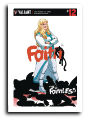 Faith # 12 (Valiant Comics 2017)