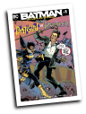 Batman Prelude: Batgirl vs. Riddler (DC Comics 2018)